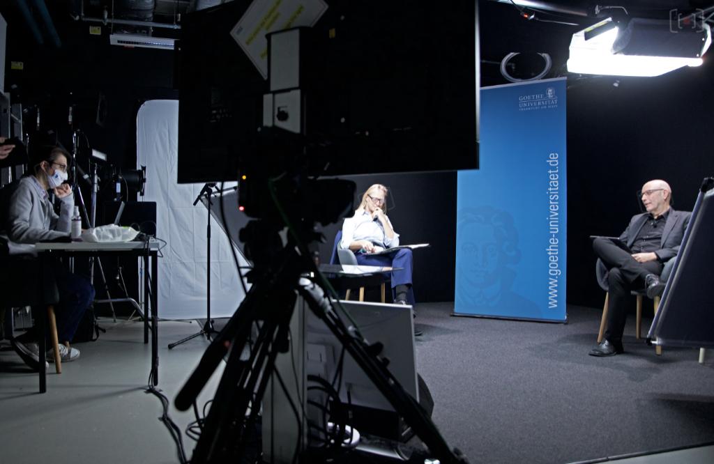 Medienproduktionsraum